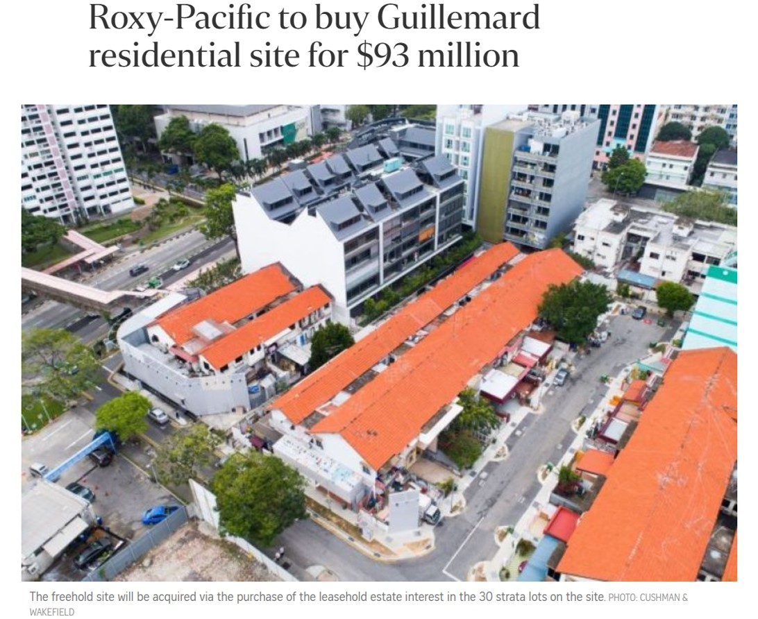 Roxy-Pacific-To-Buy-Guillemard-Residential-Site-For-$93-Million-1